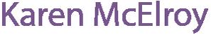 Karen McElroy Logo